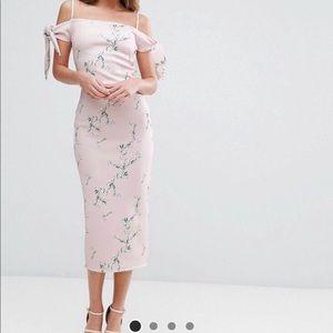 True violet dress